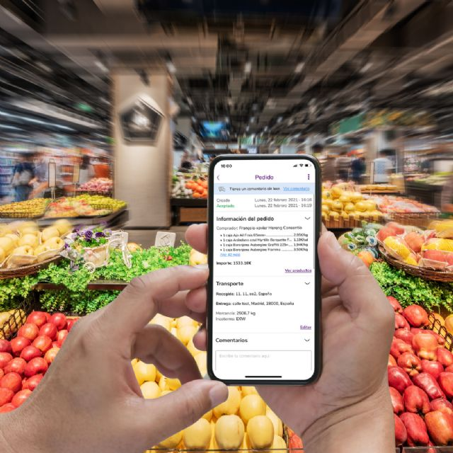 La primera ola de la pandemia impulsó la digitalización del sector hortofrutícola, según datos de la plataforma Consentio - 2, Foto 2