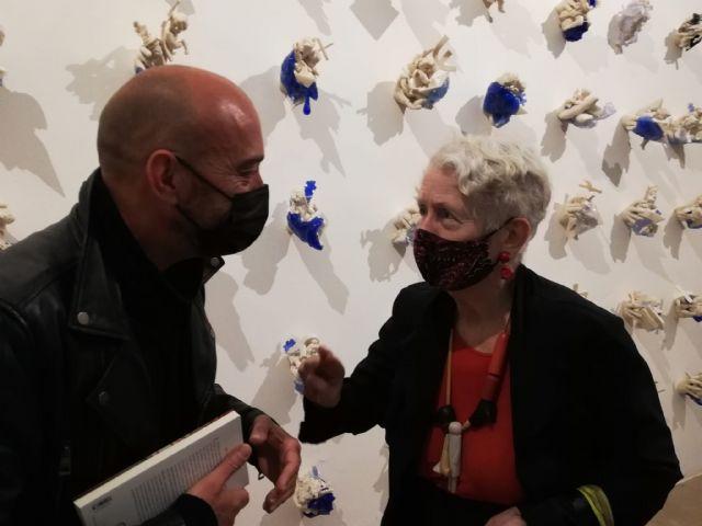 El próximo domingo cierra la exposición de Lidó Rico en la Sala Verónicas, de la que ya han disfrutado 10.415 personas - 1, Foto 1