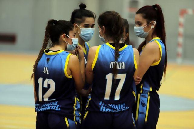 El baloncesto femenino consolida el liderazgo de Molina Basket - 2, Foto 2