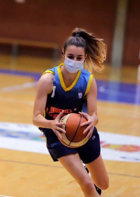 El baloncesto femenino consolida el liderazgo de Molina Basket - 3, Foto 3