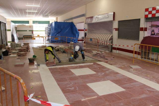 Comienzan las obras de reforma del módulo Este del Mercado Central de Abastos - 1, Foto 1
