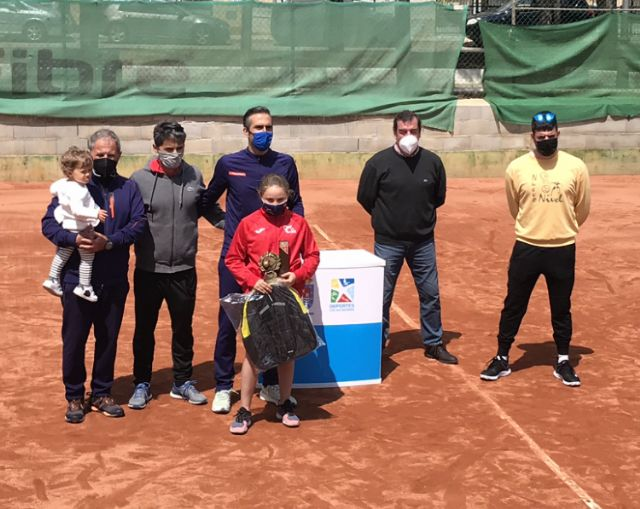 XXXVII circuito promesas de tenis, Foto 2