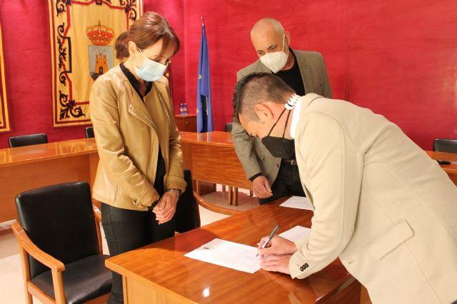 Tres agentes toman posesión de su cargo y se incorporan a la plantilla de la Policía Local de Bullas - 3, Foto 3