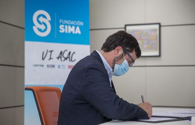El Ministerio de Trabajo apuesta por la resolución autónoma de conflictos laborales garantizando la dotación presupuestaria de la Fundación SIMA-FSP - 1, Foto 1