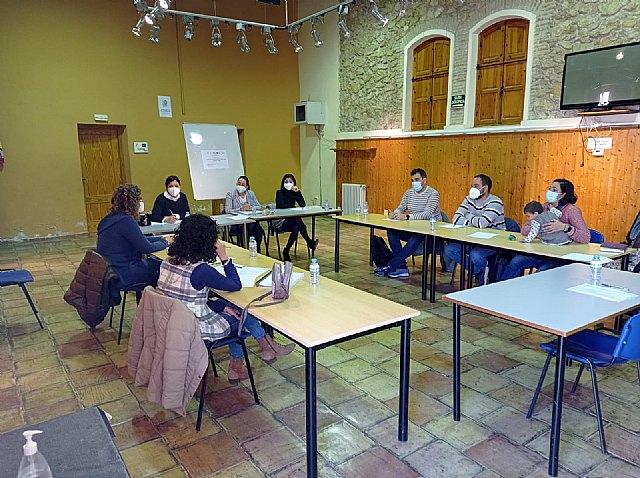 El Ayuntamiento de Mula organiza la I Mesa de Coordinación del Programa de Garantía Juvenil de la Comarca Río Mula - 1, Foto 1