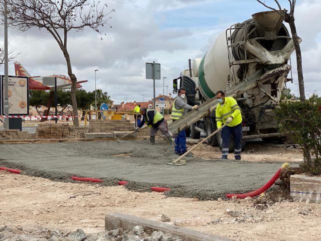 Obras de canalización de aguas pluviales mediante realización de vados en varios puntos de los cascos urbanos del municipio - 2, Foto 2