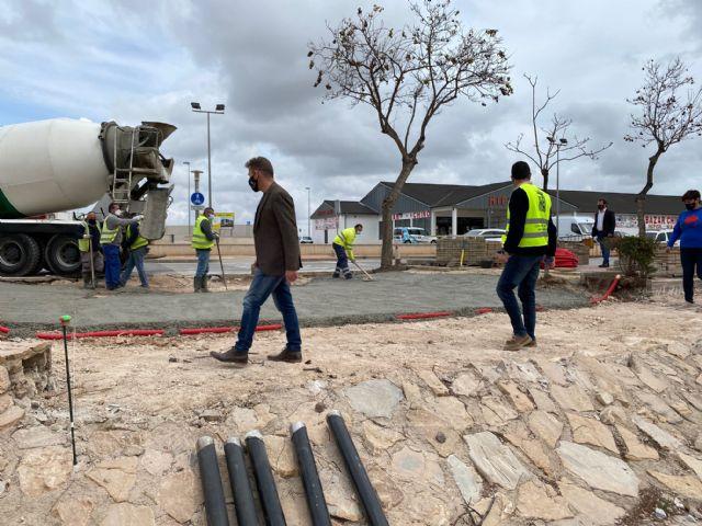 Obras de canalización de aguas pluviales mediante realización de vados en varios puntos de los cascos urbanos del municipio - 3, Foto 3