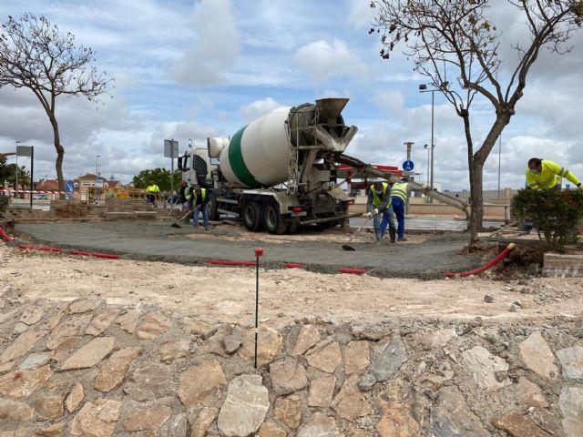 Obras de canalización de aguas pluviales mediante realización de vados en varios puntos de los cascos urbanos del municipio - 4, Foto 4