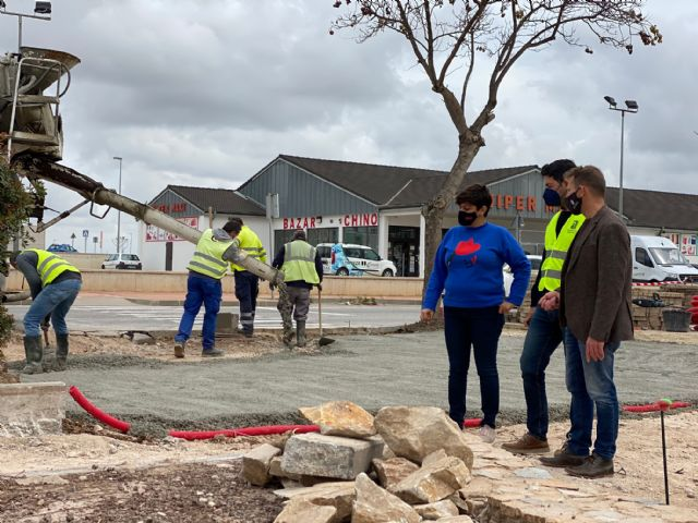 Obras de canalización de aguas pluviales mediante realización de vados en varios puntos de los cascos urbanos del municipio - 5, Foto 5