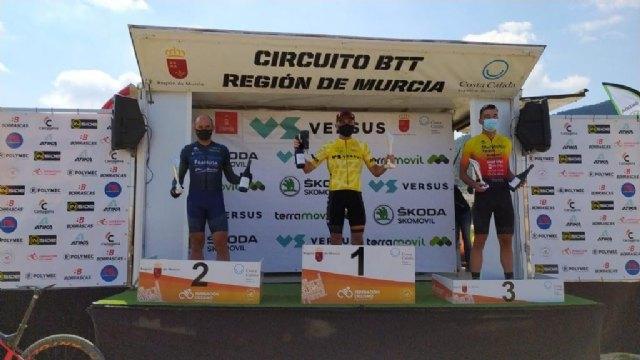 Corredores de Terra Sport Cycling Team copan los tres escalones de pódium en el Campeonato Regional de Bike Maratón XCM, Foto 2