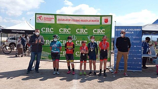 Muy buenos resultados de la Escuela de ciclismo de Terra Sport Cycling en Jumilla, Foto 2