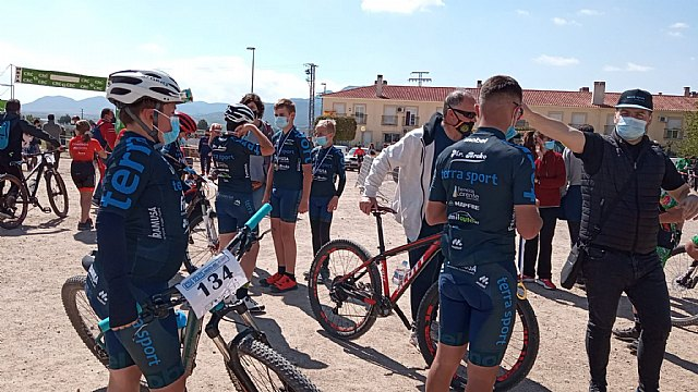 Muy buenos resultados de la Escuela de ciclismo de Terra Sport Cycling en Jumilla, Foto 3