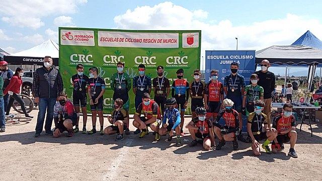 Muy buenos resultados de la Escuela de ciclismo de Terra Sport Cycling en Jumilla, Foto 4