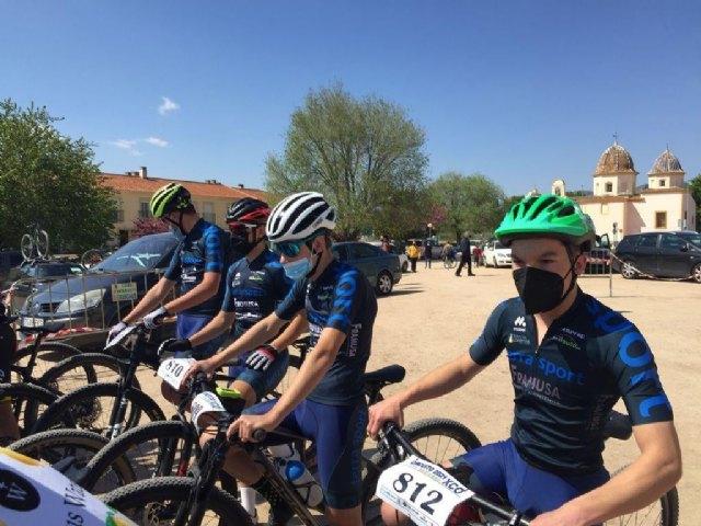 Muy buenos resultados de la Escuela de ciclismo de Terra Sport Cycling en Jumilla, Foto 5