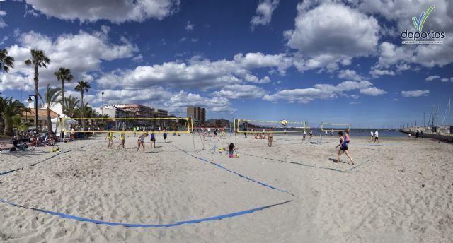 83 equipos participaron en el primer Torneo Villananitos Beach Volleyball - 2, Foto 2