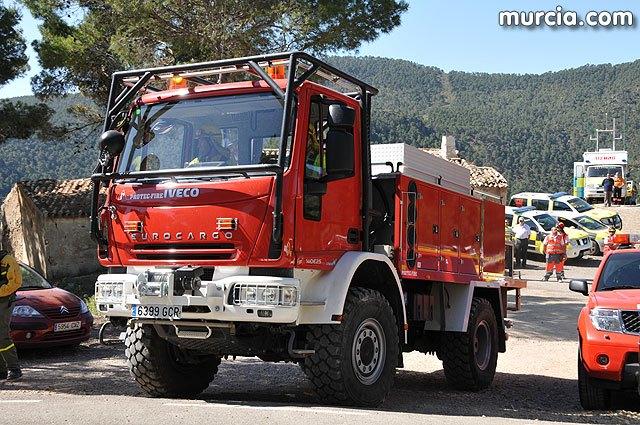 La Comunidad refuerza los medios aéreos para luchar contra incendios forestales este verano, Foto 1