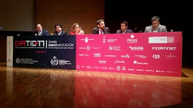 Los asistentes al DíaTIC conocen el proyecto MiMurcia - 2, Foto 2