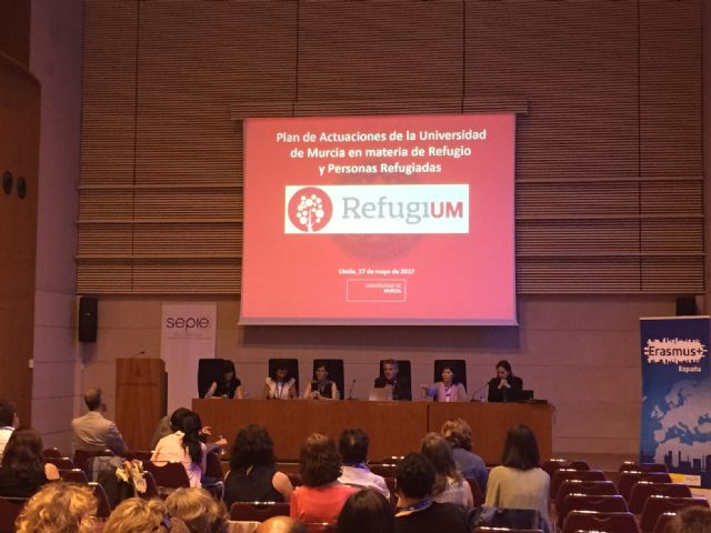 El Plan RefugiUM de la Universidad de Murcia, citado como ejemplo de buenas prácticas - 1, Foto 1