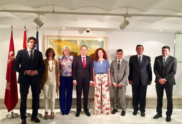 Toma de posesión de los directores generales de Turismo, Cultura y Medio Ambiente - 1, Foto 1