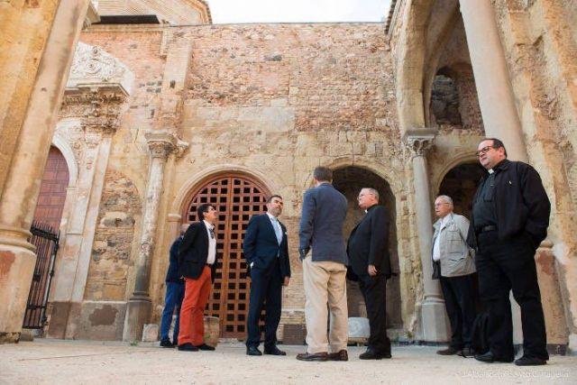 MC se manifestará en Murcia para reclamar, junto a los vecinos, la restauración de la Catedral de Cartagena - 3, Foto 3