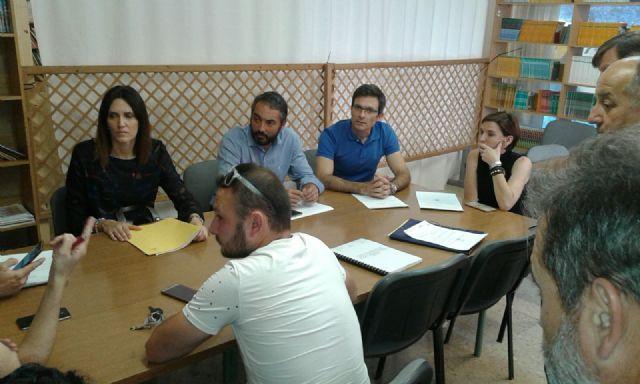 La Concejalía de Educación invertirá cerca de 60.000€ en las reformas del CEIP Antonio Delgado Dorrego de Sangonera la Verde - 3, Foto 3