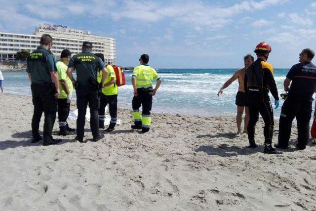 Fallece una mujer de 63 años en la playa del Galua - 1, Foto 1