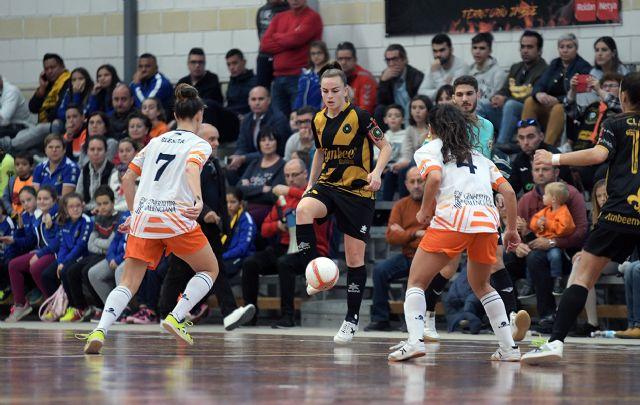 Dura derrota del Jimbee en Alicante - 1, Foto 1