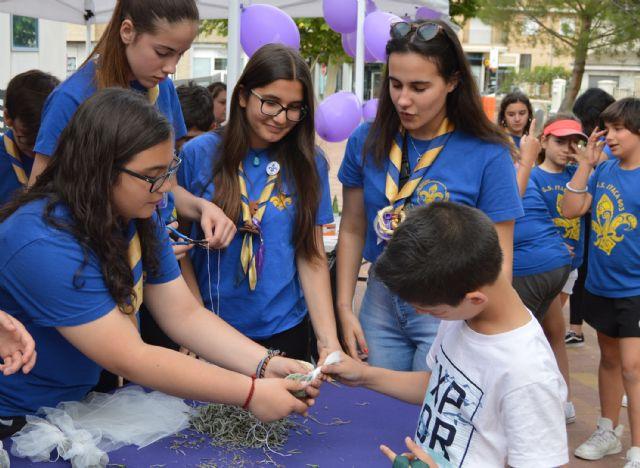 Las Torres de Cotillas celebra el día mundial del reciclaje con una tarde de actividades sensibilizadoras - 1, Foto 1