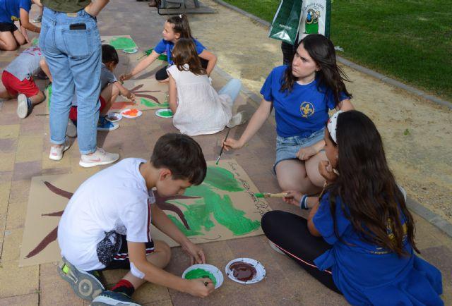 Las Torres de Cotillas celebra el día mundial del reciclaje con una tarde de actividades sensibilizadoras - 2, Foto 2