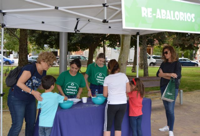 Las Torres de Cotillas celebra el día mundial del reciclaje con una tarde de actividades sensibilizadoras - 3, Foto 3