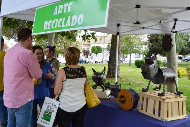 Las Torres de Cotillas celebra el día mundial del reciclaje con una tarde de actividades sensibilizadoras - 4, Foto 4