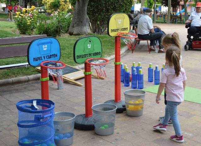 Las Torres de Cotillas celebra el día mundial del reciclaje con una tarde de actividades sensibilizadoras - 5, Foto 5