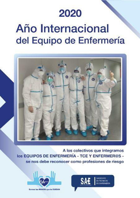 2020, Año Internacional del Equipo de Enfermería - 1, Foto 1
