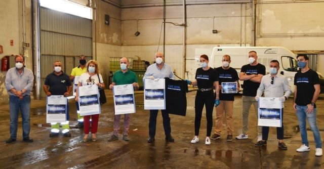 Campaña de recogida de alimentos en favor de Luz Azul Cartagena - 1, Foto 1