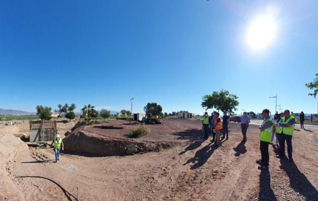 El Ayuntamiento de Lorca ejecuta, con carácter subsidiario, las obras pendientes en la Urbanización Torre del Obispo - 1, Foto 1