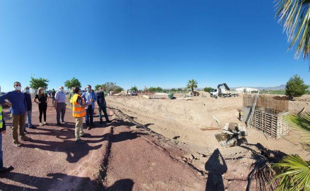 El Ayuntamiento de Lorca ejecuta, con carácter subsidiario, las obras pendientes en la Urbanización Torre del Obispo - 2, Foto 2