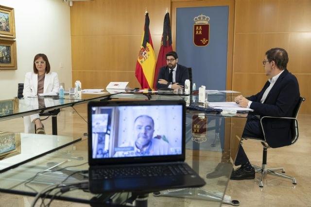 El Gobierno solicitará que la Región de Murcia pase a la Fase 2 de la desescalada con algunas restricciones