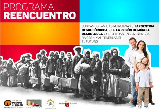 Programa reencuentro Región de Murcia (España) - Córdoba (Argentina) - 1, Foto 1