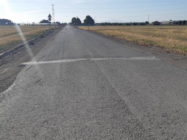 [La Concejalía de Caminos propone la inclusión de varios caminos rurales de Totana en el Registro Municipal