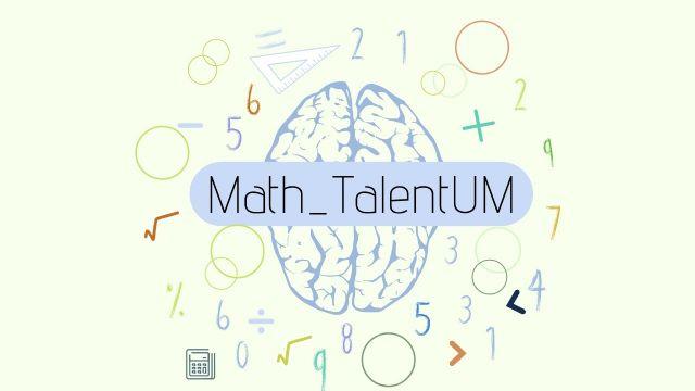 Math_TalentUM, el concurso de la UMU, ya tiene a sus ganadores - 1, Foto 1