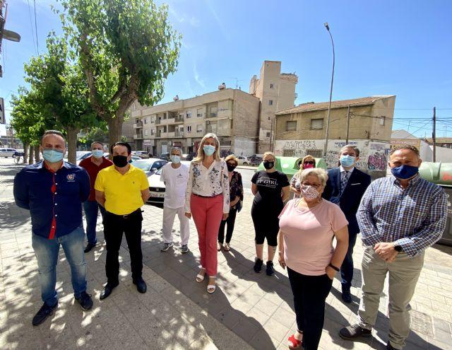 El PP exige al tripartito la convocatoria urgente de ayudas directas para los comercios de Barriomar y Nonduermas afectados por el soterramiento - 1, Foto 1