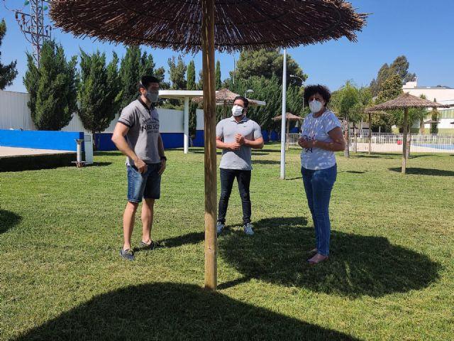 Puerto Lumbreras prepara sus piscinas de verano para la temporada estival, con todas las medidas de seguridad frente a la COVID-19 - 2, Foto 2