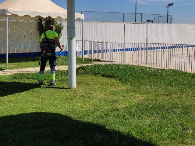 Puerto Lumbreras prepara sus piscinas de verano para la temporada estival, con todas las medidas de seguridad frente a la COVID-19 - 3, Foto 3