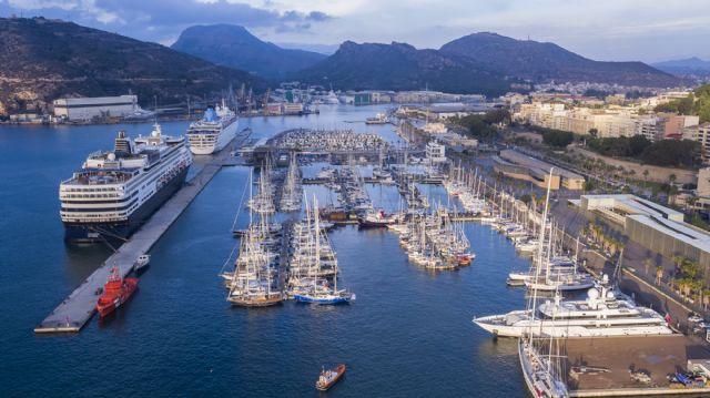 El Puerto de Cartagena retomará los cruceros el 19 de junio - 3, Foto 3