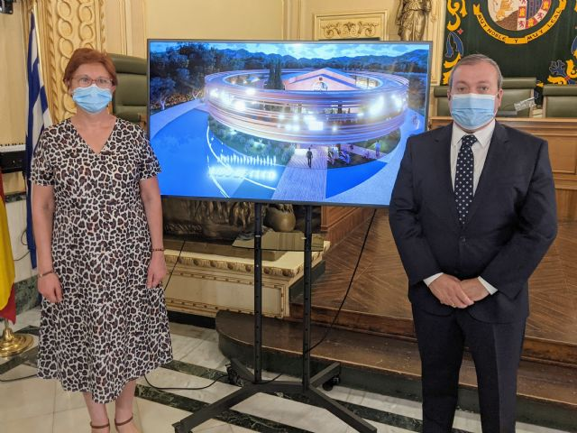 GRUPO SURESTE anuncia una inversión de 2 millones de euros, para dotar a Jumilla de una bodega artesanal única en su configuración arquitectónica - 1, Foto 1