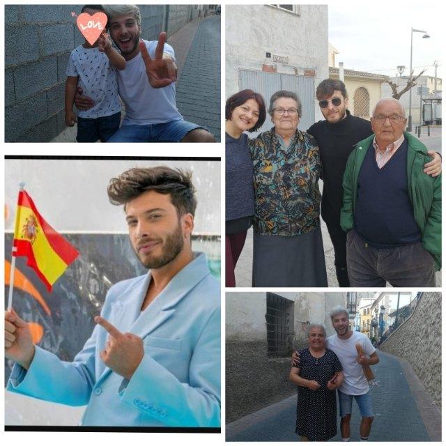 Blas Cantó en Eurovisión 2021 - 2, Foto 2