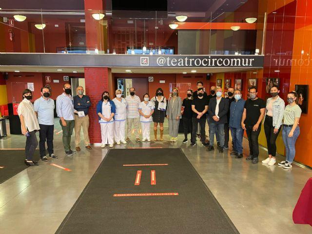 Murcia recibe en FITUR el premio de primer finalista en la Mejor Gestión SICTED 2020 - 1, Foto 1