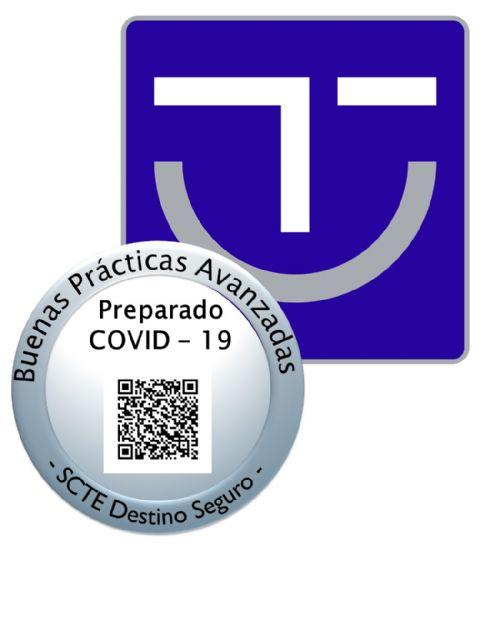 Murcia recibe en FITUR el premio de primer finalista en la Mejor Gestión SICTED 2020 - 4, Foto 4
