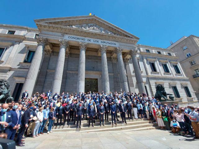 El PSOE hace el ridículo al confundir como actual una foto de Ballesta en Madrid del año pasado - 2, Foto 2