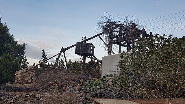 El Ayuntamiento de La Unión exhibirá el Malacate de la Cantera Emilia como la gran joya del futuro Museo Minero   - 1, Foto 1